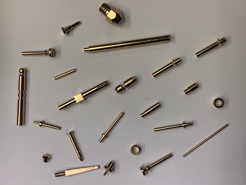 Custom made Dowel pins